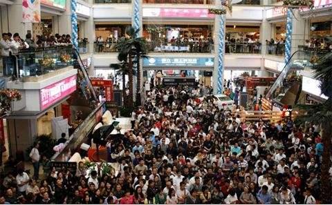 如果商场、旅游经典搞新活动,吸引人气。希望更多的人在微信里面转发活动文章